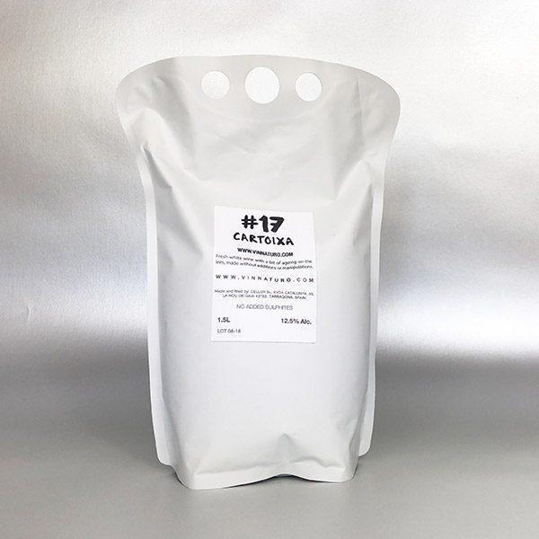 Cartoixa - 1.5lt Pouch White Wine