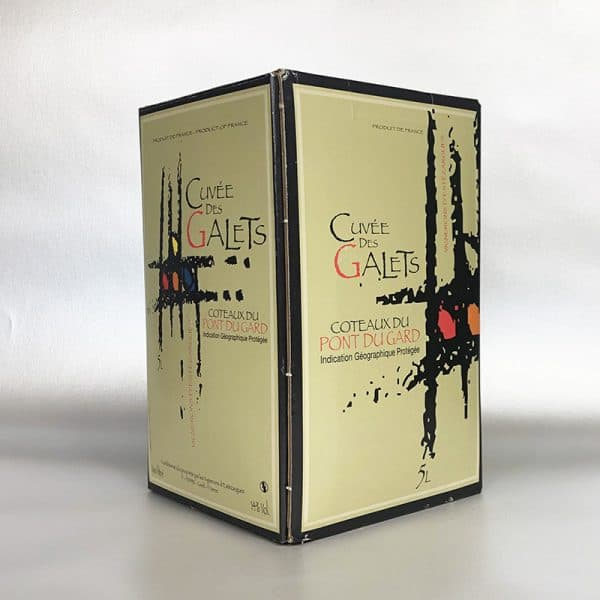 Galets Rouge - 5ltr Bag in Box Red Wine
