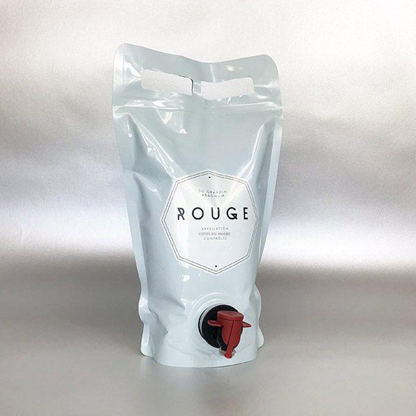 Du Grappin - Bagnum Cotes Du Rhone 1.5ltr Bagnum Pouch