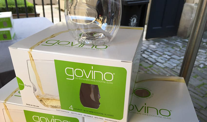Govinos Wine glass - Article image