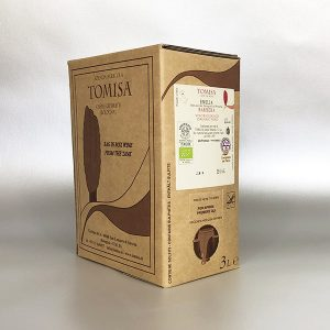 Tomisa Barbera - 5Ltr Bag in Box red wine