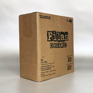 Filas Organic 3ltr Bag in Box wine