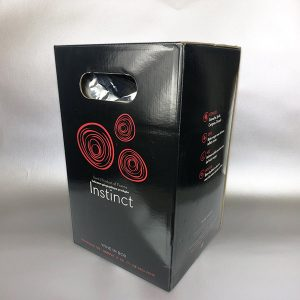 Instinct Red, IGP du Gard - 10ltr Bag in Box Red Wine