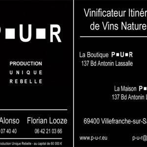 P-U-R Wine