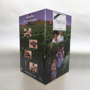Pinot Noir - Denis Bardon - 5 Litre Bag in Box Red wine