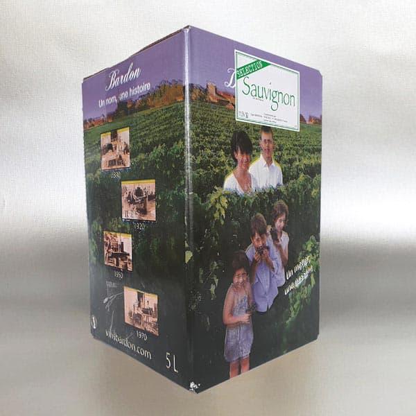 Suavignon - Denis Bardon - 5 Litre Bag in Box Red wine