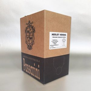Merlot - 5 litre Bag in Box red wine