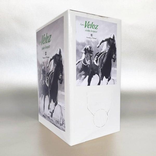 Veloz Vinho Branco - 5 Ltr Bag in Box white wine