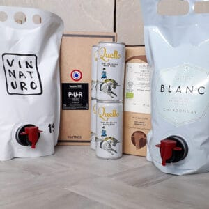 More Wine - Wine Car Boot Mixed Gift Set