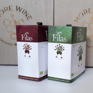 Filas Branco - Bag in Box red and White wine box