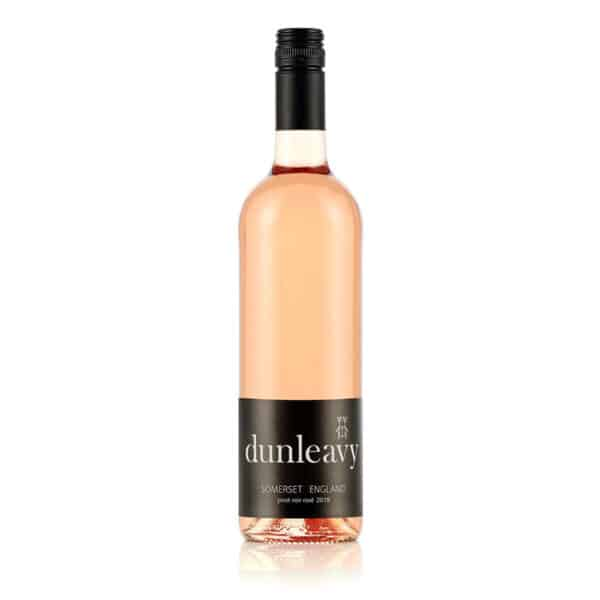 Rose 2020, Dunleavy Vineyards, Somerset