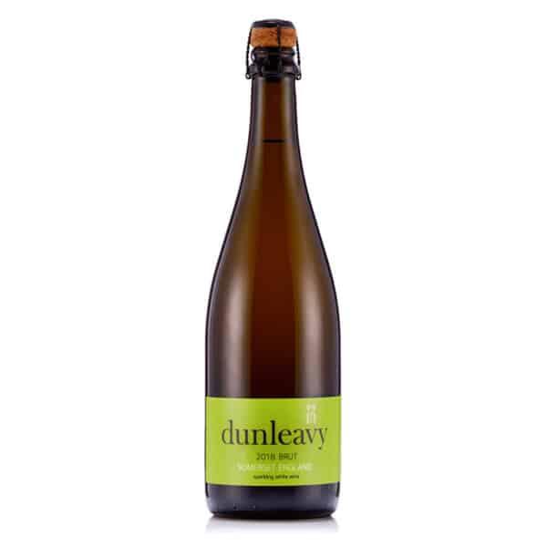 2018 Brut, Sparkling White, Dunleavy Vineyards, Somerset